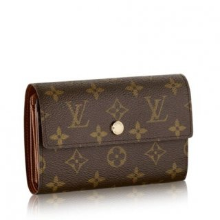 Louis Vuitton Alexandra Wallet Monogram Canvas M60047 bag