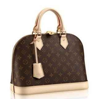 Louis Vuitton Alma PM Bag Monogram Canvas M53151 bag