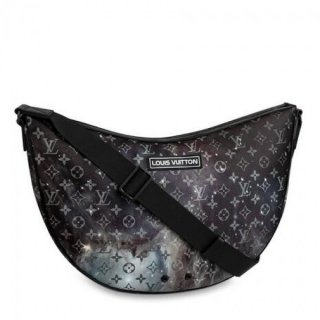 Louis Vuitton Alpha Hobo Monogram Galaxy M44164 bag
