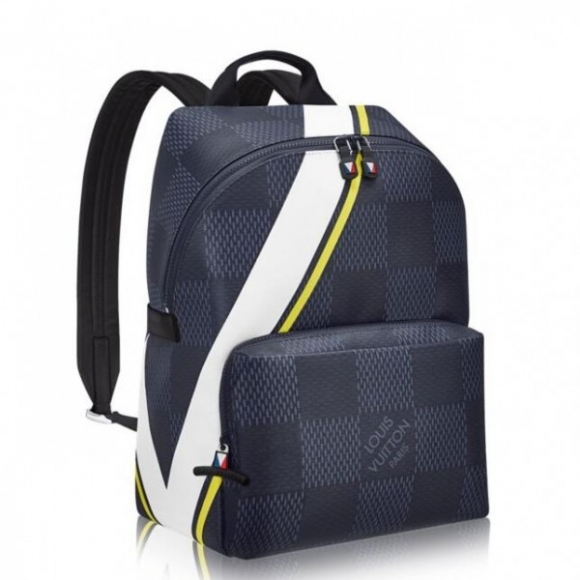 Louis Vuitton Apollo Backpack Damier Cobalt N44005 bag