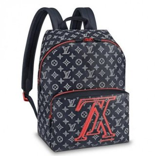 Louis Vuitton Apollo Backpack Monogram Ink M43676 bag