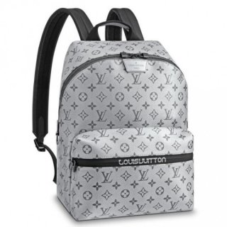 Louis Vuitton Apollo Backpack Monogram Silver M43845 bag