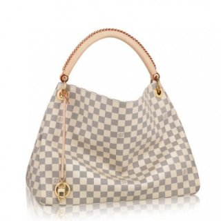 Louis Vuitton Artsy MM Bag Damier Azur N41174 bag