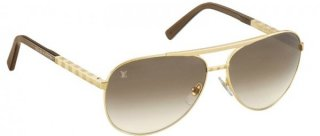 Louis Vuitton Attitude Pilote Sunglasses Z0339U