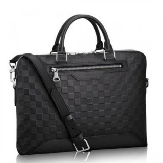 Louis Vuitton Avenue Soft Briefcase Damier Infini N41019 bag