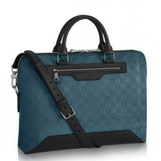 Louis Vuitton Avenue Soft Briefcase Damier Infini N41021