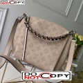 Louis Vuitton Babylone BB Chain Bag in Perforate Calfskin M53913 Beige bag