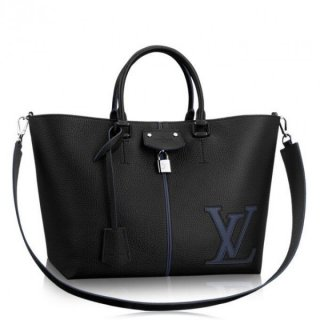 Louis Vuitton Black Pernelle Bag M54778 bag