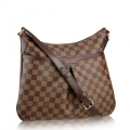 Louis Vuitton Bloomsbury PM Bag Damier Ebene N42251 bag