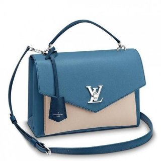 Louis Vuitton Blue Jean MyLockme Bag M51415 bag
