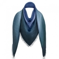 Louis Vuitton Blurrygram Monogram Shawl M71187