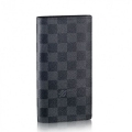 Louis Vuitton Brazza Wallet Damier Graphite N62665 bag