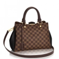 Louis Vuitton Brittany Bag Damier Ebene N41673 bag