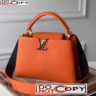 Louis Vuitton Capucines BB Bag M53963 Orange bag