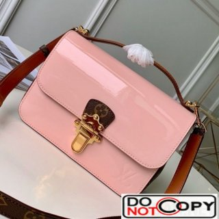 Louis Vuitton Cherrywood BB in Monogarm Canvas and Pink Patent Leather M51952 bag
