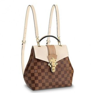 Louis Vuitton Clapton Backpack Damier Ebene N42259 bag