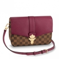 Louis Vuitton Clapton PM Bag Damier Ebene N42442 bag