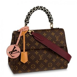 Louis Vuitton Cluny BB Braided Monogram M43982 bag