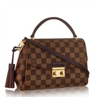 Louis Vuitton Croisette Bag Damier Ebene N53000 bag
