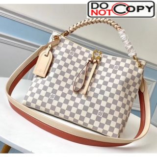 Louis Vuitton Damier Azur Canvas BEAUBOURG HOBO MM - DIGITAL EXCLUSIVE N40343 Bag