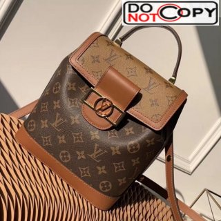 Louis Vuitton Dauphine Monogram Canvas Backpack M44589 bag