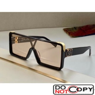 Louis Vuitton Dayton Square Mask Sunglasses 05