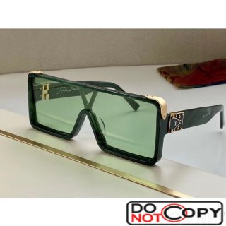 Louis Vuitton Dayton Square Mask Sunglasses 07