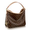 Louis Vuitton Delightful MM Bag Monogram Canvas M50156 bag