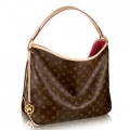 Louis Vuitton Delightful MM Bag Monogram Canvas M50157 bag