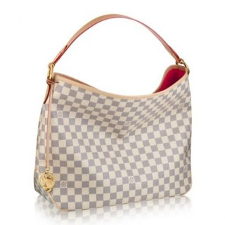 Louis Vuitton Delightful PM Bag Damier Azur N41447 bag
