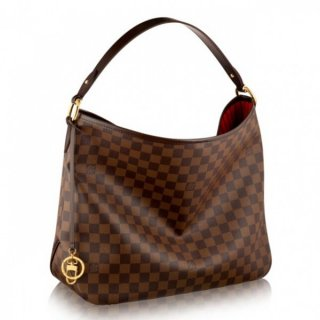 Louis Vuitton Delightful PM Bag Damier Ebene N41459 bag