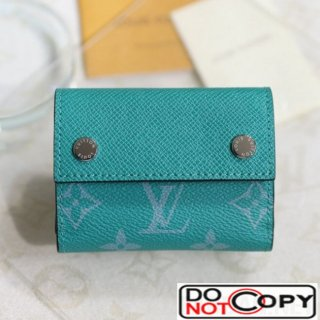 Louis Vuitton Discovery Compact Wallet M67626 Pine Green bag