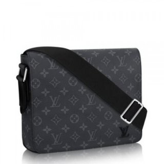 Louis Vuitton District PM Bag Monogram Eclipse M44000