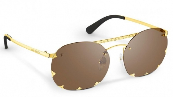 Louis Vuitton Diva Sunglasses Z0958U