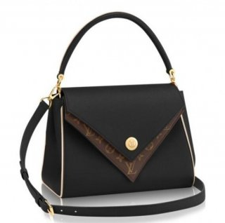 Louis Vuitton Double V Bag Calfskin M54439 bag
