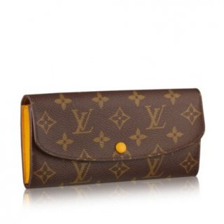 Louis Vuitton Emilie Wallet Monogram Canvas M60698 bag
