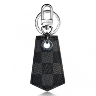 Louis Vuitton Enchappes Key Holder Damier Graphite M67916