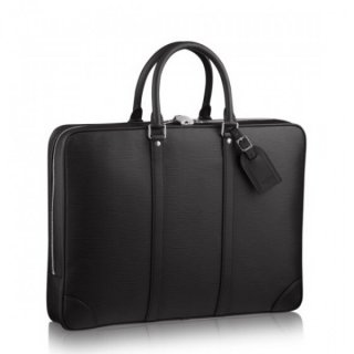 Louis Vuitton Epi Porte Documents Voyage M41142
