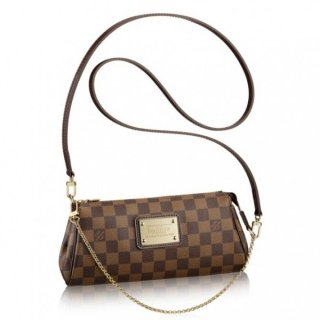 Louis Vuitton Eva Clutch Damier Ebene N55213 bag