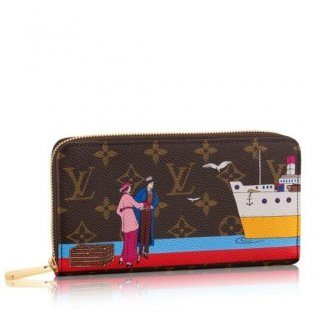 Louis Vuitton Evoking Zippy Wallet Monogram M62135 bag