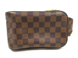 Louis Vuitton Geronimos Bag Damier Ebene N51994 bag