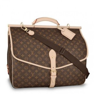 Louis Vuitton Hunting Bag Monogram Canvas M41140
