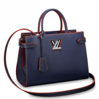 Louis Vuitton Indigo Twist Tote Epi Leather M54980 bag