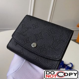Louis Vuitton Iris Compact Wallet M62540 Black bag