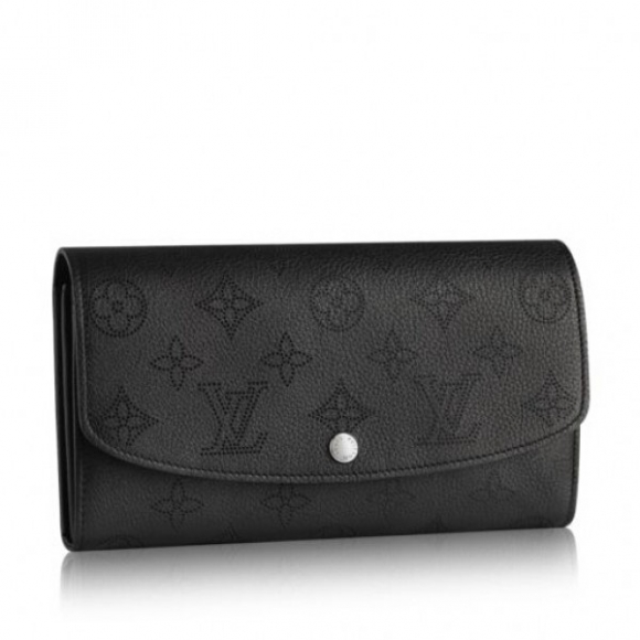 Louis Vuitton Iris Wallet Mahina Leather M60143 bag