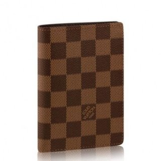 Louis Vuitton James Wallet Damier Ebene N63023