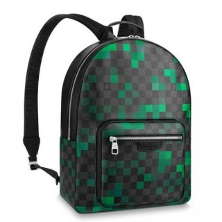Louis Vuitton Josh Backpack Damier Graphite Pixel N40085 bag