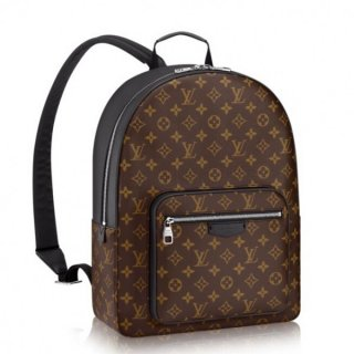 Louis Vuitton Josh Backpack Monogram Macassar M41530 bag