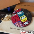 Louis Vuitton Kabuki Bag Charm and Key Holder