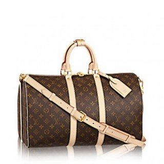 Louis Vuitton Keepall Bandouliere 45 Monogram M41418
